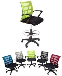 Levi Drafting Chair Options  sc 1 st  Pinterest & Office Chairs Perth Australia - Hospitality Chairs Restaurant ...