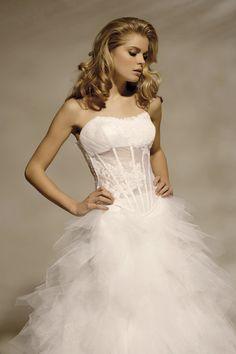 Robe de mariée 2013 : Mirella