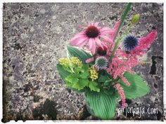 #flower arrangement #blomster binderi #kukkasidonta #kukkakimppu