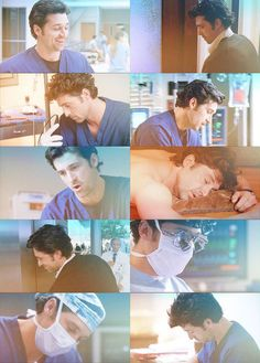 Derek Shepherd + Season 1