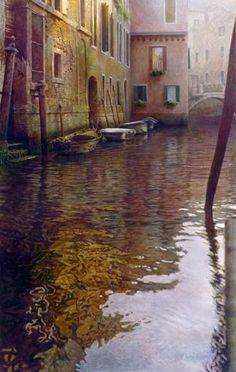 Watercolor Paintings By Stan Miller - Fine Art Blogger