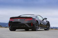 Acura NSX Starting Production Next Spring, Arriving As 2017 Model