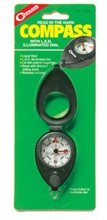 New Coghlans Compass With Led Liquid Filled Compass With Led Illuminated Dial... -- Learn more by visiting the image link.