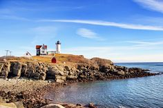 Nubble lighthouse, Maine | New England Living