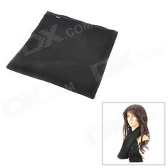 SW2106 Outdoor Polyester Camouflage Mesh Scarf - Black Price: $11.60