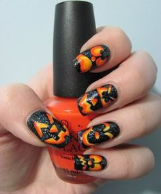 Halloween Nails Pictures, Photos, Images, and Pics for Facebook ...