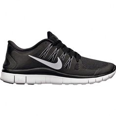 outlet store ed83d f1a57 Nike Free Run 5.0+ love the all black look for training