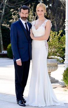 Meryem Uzerli wedding dress @tuvanam
