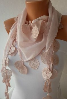 I love these turkish scarves they are so awesome!
