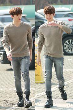 Seo Kang Joon, Lee Joon, Ok Taecyeon, Lee Jung Suk, Yoo Ah In, Lee Junho, Korean Babies, Park Hyung Sik, Thermal Long Sleeve