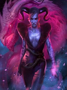 Hellfire: Lisbeth, Dragon Whisperer by Jehan Choo