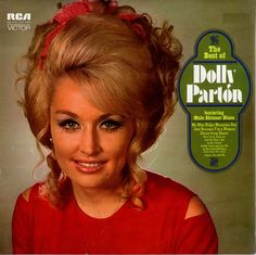 "1970-RCA Label-""The Best of Dolly Parton"""