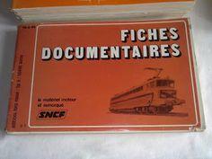 Livros&BD4sale: 4 Sale - Fiches Documentaires Le Materiel Moteur E...