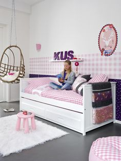 1000 images about tiener meidenkamer ideetjes on pinterest doily lamp pretty little girls - Deco slaapkamer tiener meisje ...