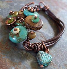 The Cerebral Dilettante: A Turquoise Overdose!