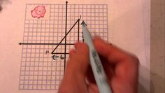 Using the Pythagorean Theorem to calculate distance