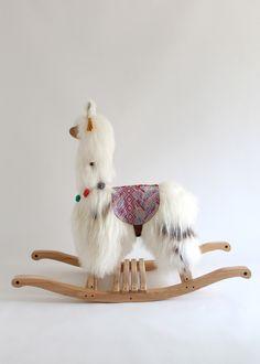 rocking alpaca / State + August Lohr