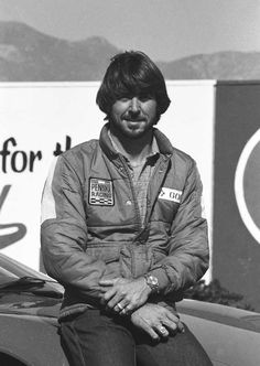 Rick Mears in 1979