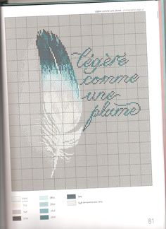 Animals - Feather - Birds - Legere comme une plume - Text