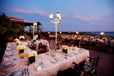 Aruba Wedding Reception