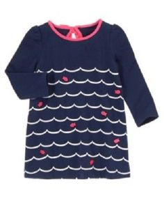 NWT Gymboree WINTER CHEER Novelty Stripe Brown Red Cotton Blend Tights