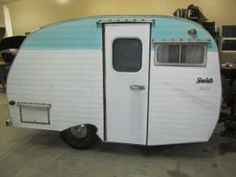 1966 Serro Scotty Sportsman Vintage Camper $2800 - if there was a way in the world that I could buy this, I would! this is so close by me!