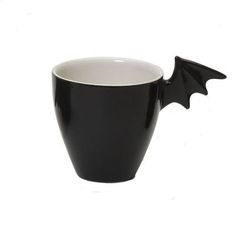 Bat Mug  - saw this and thought of Anna Layer !