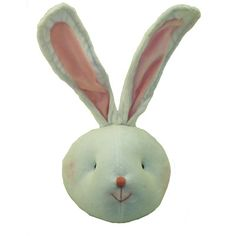 Plush Bunny Head Size: Pending  Arriving soon!