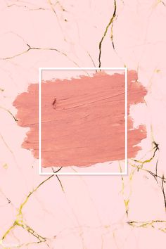 Matte orange paint with a white rectangle frame on a pink marble background Cute Patterns Wallpaper, Cute Wallpaper Backgrounds, Pretty Wallpapers, Aesthetic Iphone Wallpaper, Aesthetic Wallpapers, Story Instagram, Photo Instagram, Pink Marble Background, Instagram Frame Template