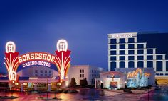Horseshoe Casino and Hotel Tunica – Robinsonville, MS  - Two-Night Stay for Two in a Standard or Premium Room. Combine Up to Four Nights.