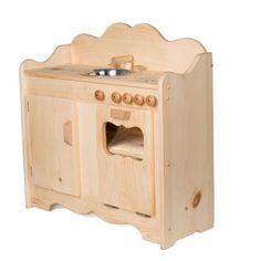 christina's wooden toy kitchen - Nova Natural Toys & Crafts