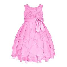 American Princess Girl's Soutache Party dress both girls sizes sears