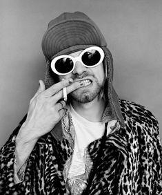 Los últimos días de Kurt Cobain, en fotos en RollingStone