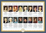 Bio-about all the women who have served in the RS general Presidency.
