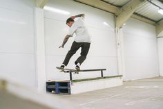 Element Drop Spot Rail – Skate Pharmacy Product Test