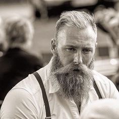 Welcome to images of beautiful bearded men. Red Beard, Full Beard, Epic Beard, Beard Love, Great Beards, Awesome Beards, Hipsters, Beard Images, Mustache Styles