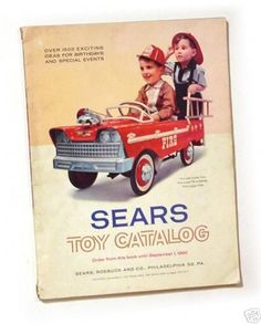 94d1378c0ff 1960 Sears Catalog Christmas Catalogs