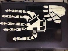 FLASHFORGE JAPAN 3Dプリンター CreatorX 義手製作