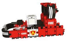 Fire Hoovercraft