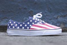 VANS STARS AND STRIPES PACK | Sneaker Freaker