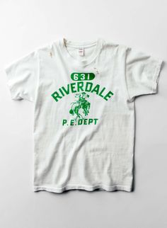 "vintage ""riverdale"" crew"