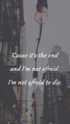 In The End ~ Black Veil Brides ❤