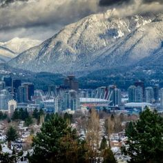 Vancouver #Vancouver #britishcolumbia  god it's been quite a while since i went back to visit