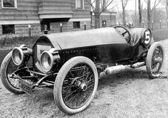 1914 Chalmers race car