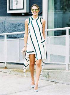 asymmetrical | dress
