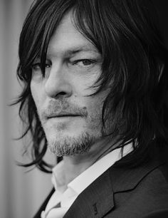 Norman Reedus photographed by Eric James Guillemain for GQ Italia