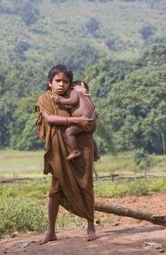 Foto Hartverscheurend, Orissa Door: Jelle51