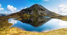 Sgurr Eilde Mor. Scotland.