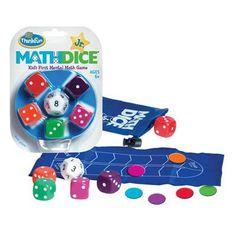 ThinkFun Junior Math Dice