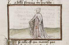 MS. Doche 371. Roman de La Rose. French. Ca 1400